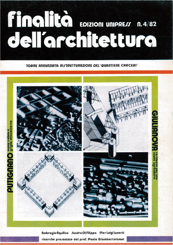 """""""finalità dell'architettura"""""""