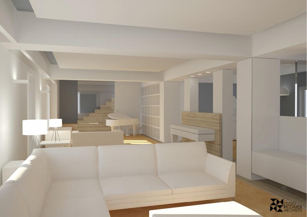 Studio ricciardi architetti » mille note u2013 casa e scuola di musica