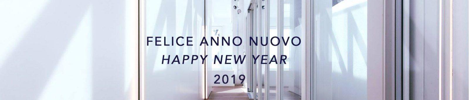 BUON ANNO // HAPPY 2019
